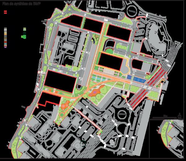 Plan de synthèse de l'AVP